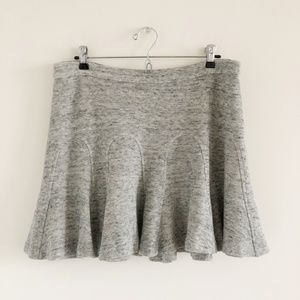 Derek Lam 10 Crosby Knit Godet-Pleat Skirt 8